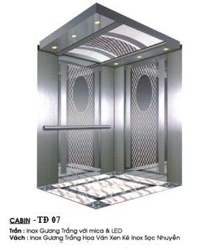 Cabin Thang Máy TĐ 07