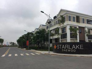 Biệt thự Starlake – Tây Hồ Tây