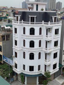 Tòa nhà văn phòng cho thuê