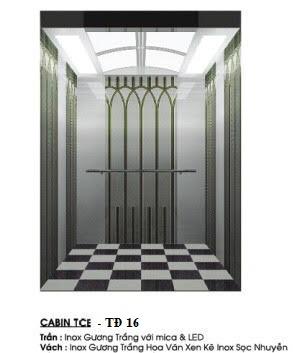 Cabin Thang Máy TĐ 16