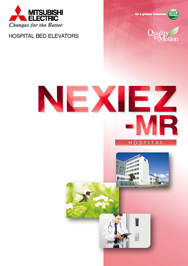 Thang Máy Mitsubishi NEXIEZ-MR