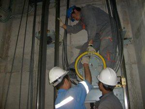 Những bước cần làm trước khi lắp đặt thang máy gia đình