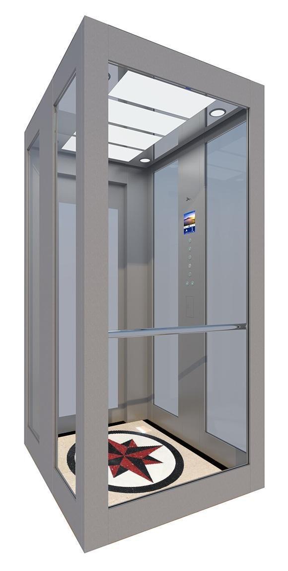 Loại thang Thang máy gia đình Homelift   Model Thành Đô   Tải trọng Từ 250 Kg đến 450 KG   Số người Từ 2 người đến 6 người   Tốc độ 30m/ph, 60m/ph   Số tầng phục vụ 1, 2, 3, 4, 5, 6